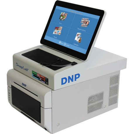 DNP SL 620 киоск - SnapLab